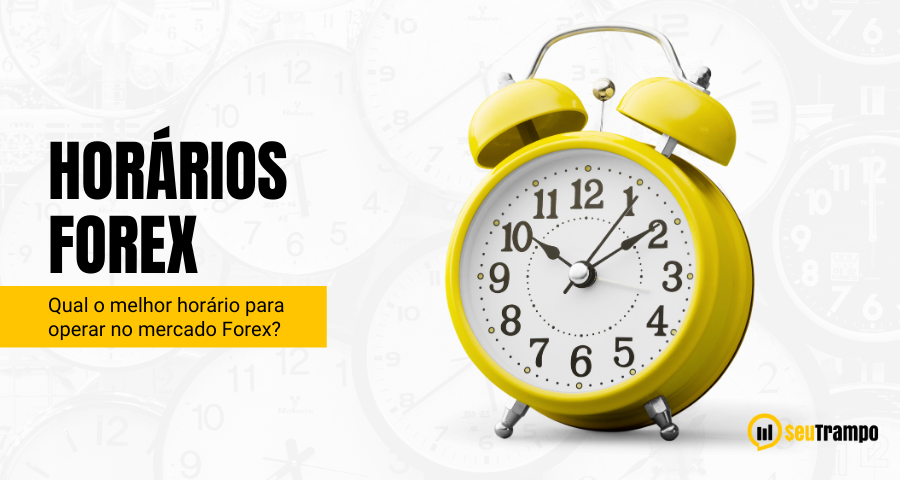 9 - Qual o melhor Horário para operar no Mercado Forex?